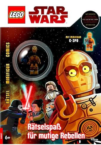 Buch LEGO Star Wars(TM) Rätselspaß für mutige Rebellen / DIVERSE kaufen