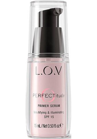 """L.O.V Primer """"PERFECTITUDE primer serum"""" kaufen"""