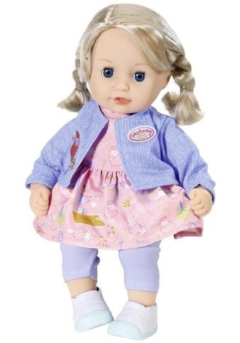 Baby Annabell Babypuppe »Little Sophia 36 cm«, mit Haaren kaufen