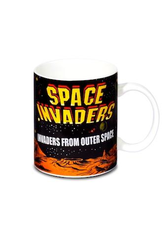 LOGOSHIRT Tasse mit tollem Retro - Print »Retro Game  -  Space Invaders« kaufen