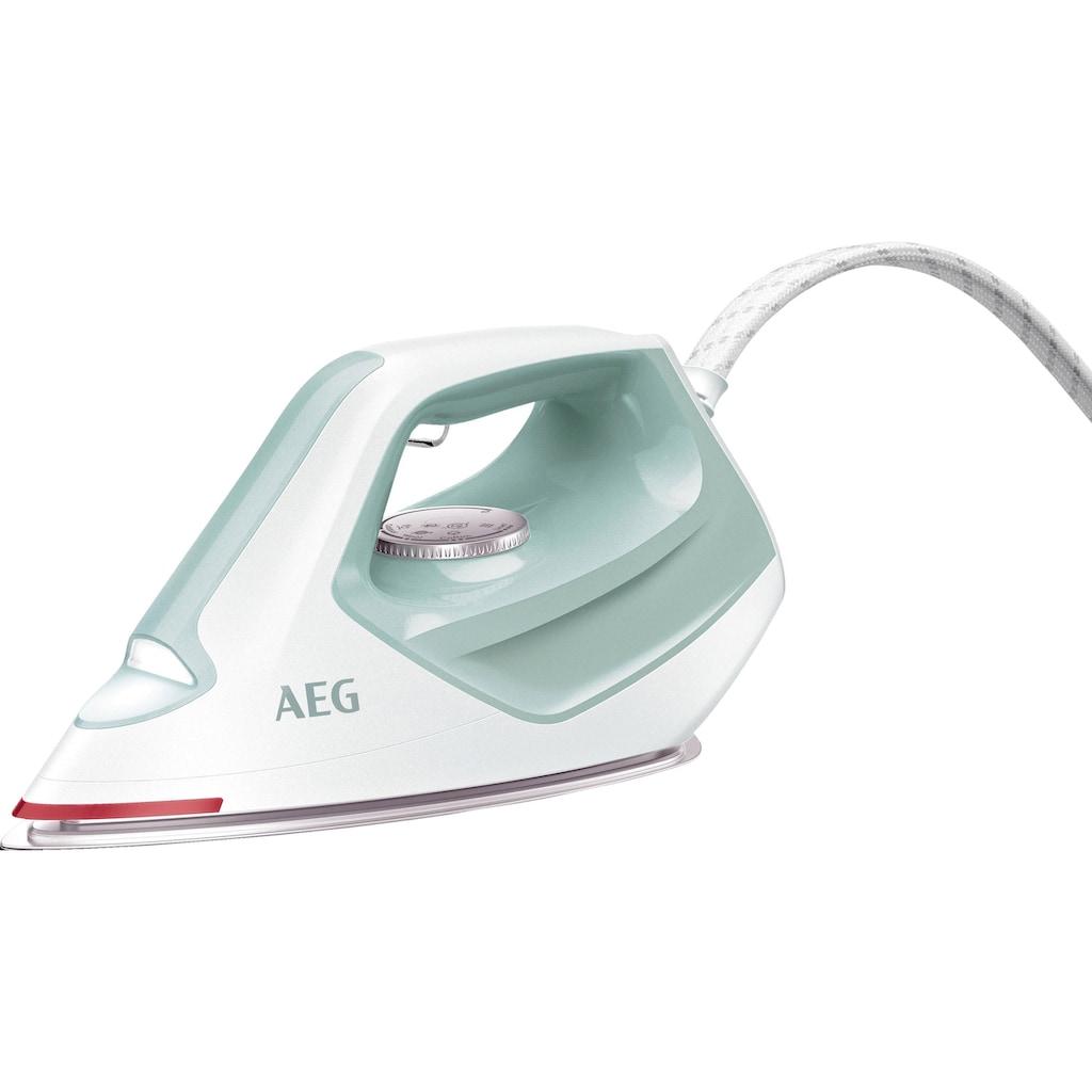 AEG Dampfbügelstation »Delicate 7000 ST7-1-4LG«