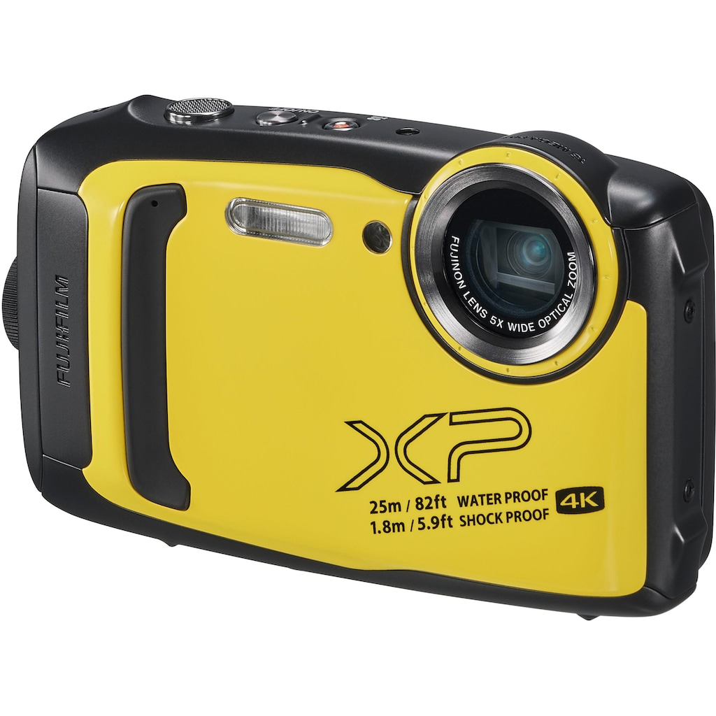 FUJIFILM Outdoor-Kamera »Finepix XP140«, FUJINON, 5-fach optischem Zoom, F3,9 (W) – F4,9 (T)
