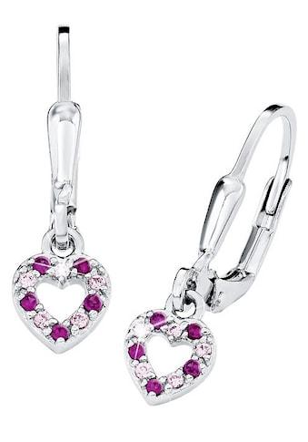 Prinzessin Lillifee Paar Ohrhänger »9082650, Herz« kaufen