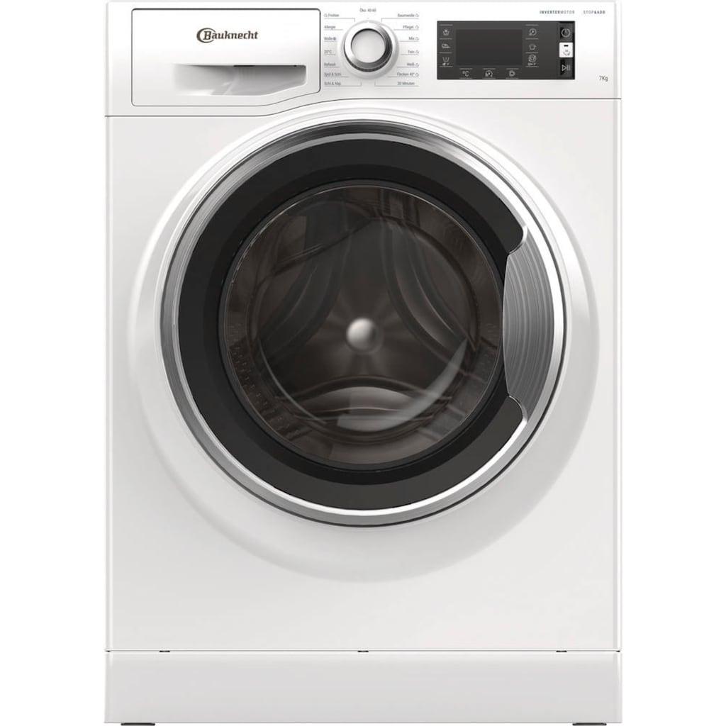 BAUKNECHT Waschmaschine »WM Elite 716 C«, WM Elite 716 C, 7 kg, 1600 U/min