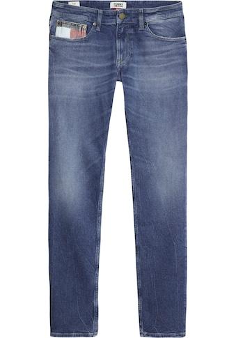 TOMMY JEANS Slim - fit - Jeans »SCANTON SLIM« kaufen