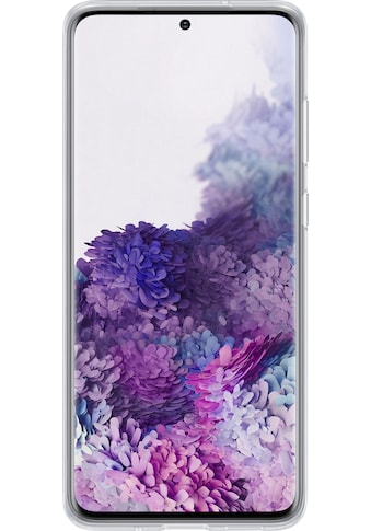 Samsung Smartphone-Hülle »Clear Cover EF-QG985«, Galaxy S20+ kaufen