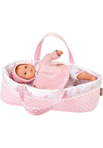 Käthe Kruse Babypuppe »Mini Bambina Anna mit Tasche«, (1 tlg.) kaufen