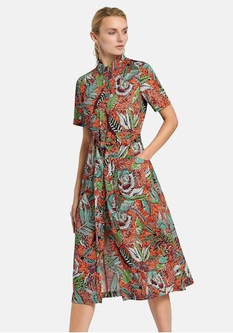 Peter Hahn Abendkleid »mit 1/2-Arm«, und Eingrifftaschen kaufen