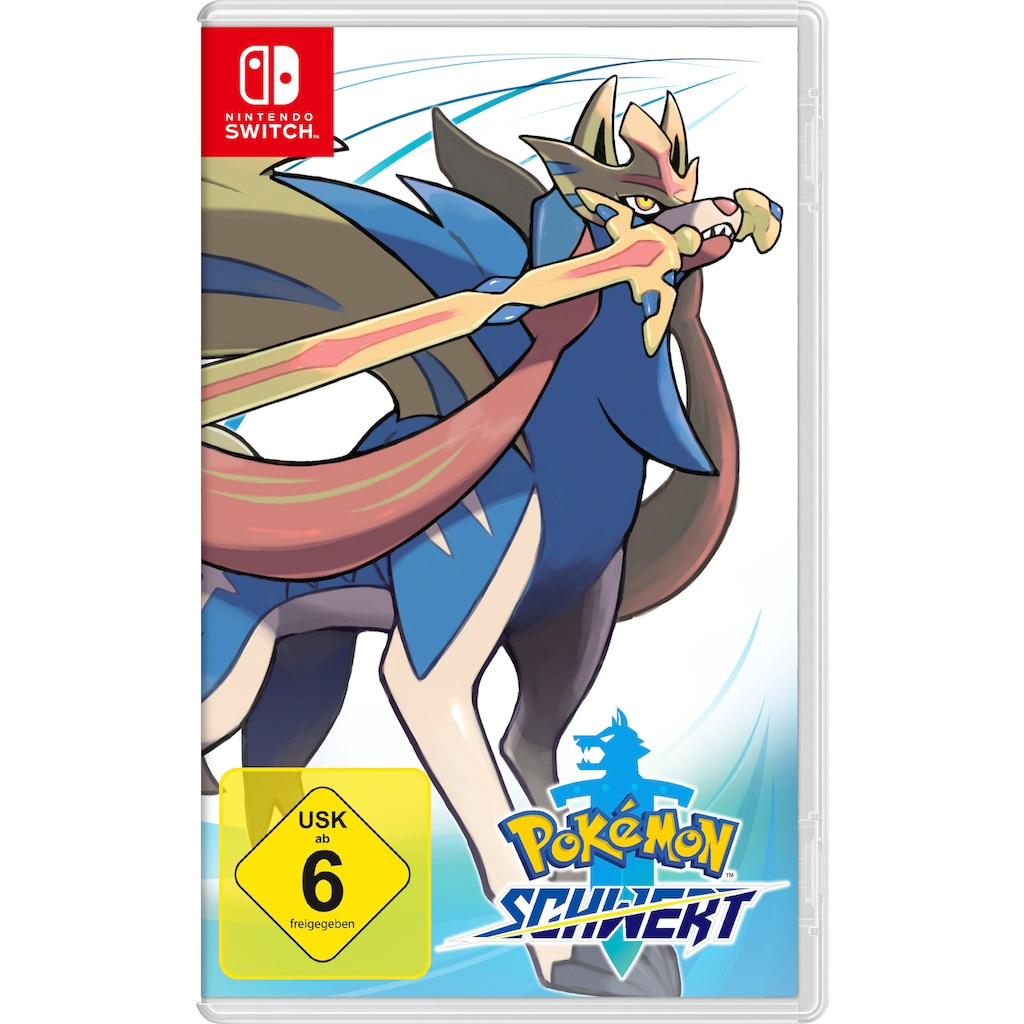Nintendo Switch Spiel »Pokémon Schwert«, Nintendo Switch