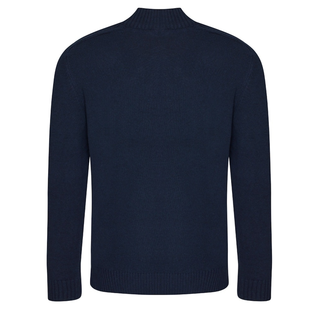 AWDIS Strickpullover »Herren Wakhan Zip Sweater«