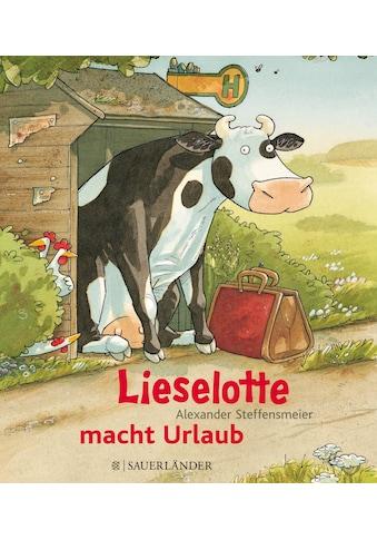Buch »Lieselotte macht Urlaub (Mini-Ausgabe) / Alexander Steffensmeier, Alexander... kaufen