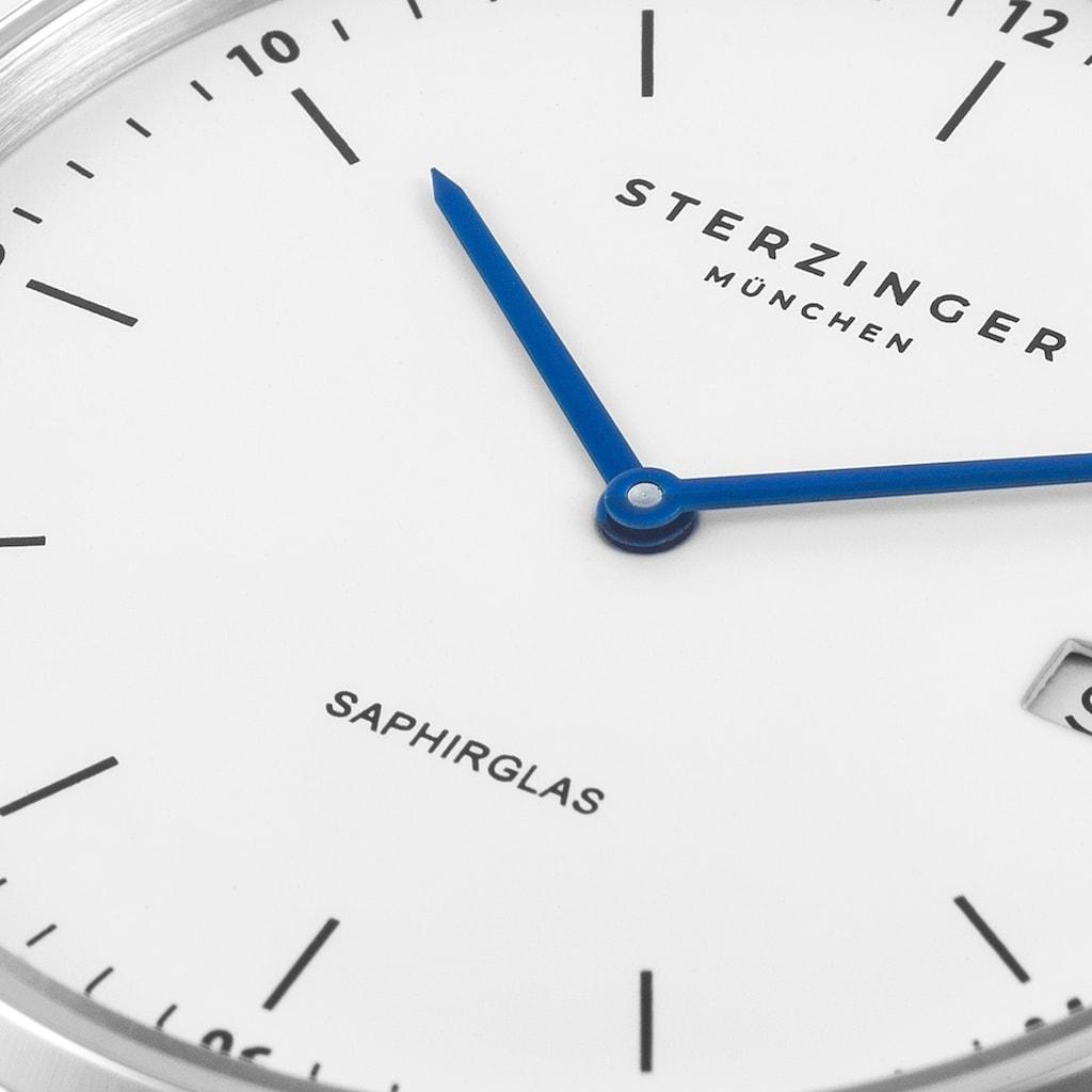 Sterzinger Quarzuhr »SM007«, (1 tlg.), mit Saphirglas