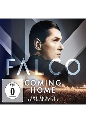 Musik-CD »FALCO Coming Home-The Tribute Donauinselfest 201 / Falco« kaufen