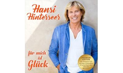 Musik-CD »Für mich ist Glück... / Hinterseer,Hansi« kaufen