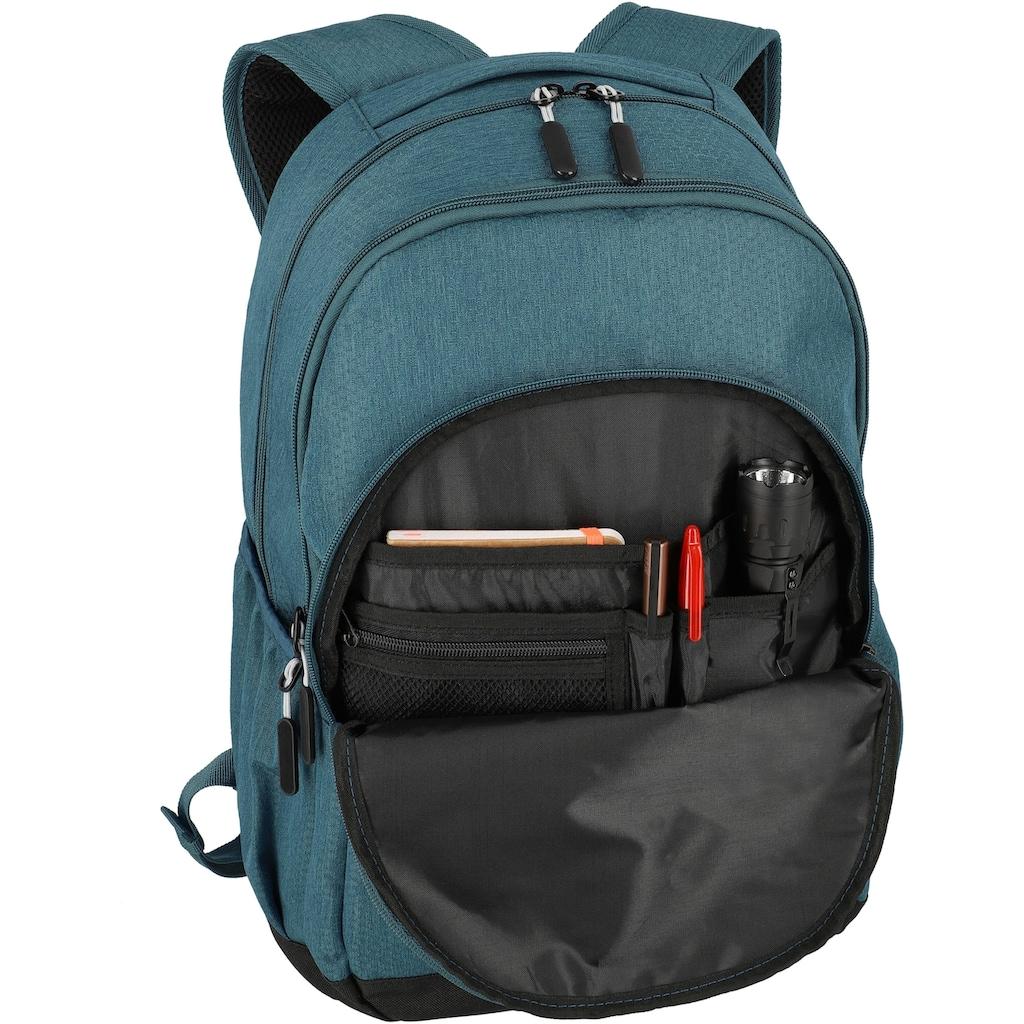 travelite Laptoprucksack »Kick Off, 45 cm«