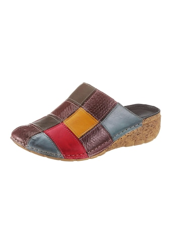 Gemini Clog in angesagter Patchwork - Optik kaufen