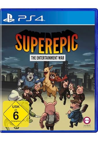 Spiel »Super Epic«, PlayStation 4 kaufen