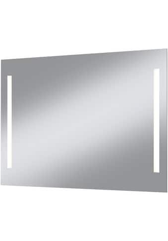 WELLTIME Badspiegel »Miami«, LED - Spiegel, 100 x 70 cm kaufen