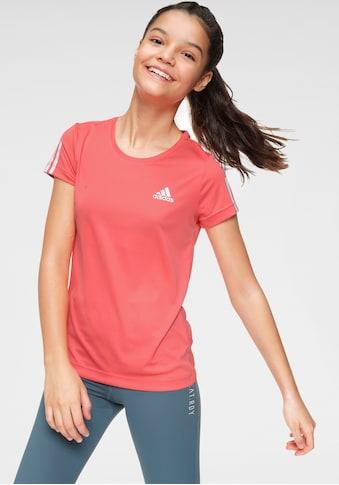 adidas Performance Trainingsshirt »YOUNG GIRL TRAINING EQUIPMENT TEE« kaufen