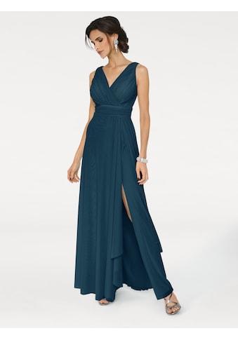 Abendkleid mit Schlitz kaufen