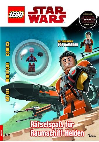Buch »LEGO® Star Wars(TM) Rätselspaß für Raumschiff-Helden / DIVERSE« kaufen
