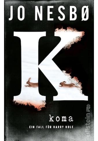 Buch »Koma / Jo Nesbø, Günther Frauenlob« kaufen
