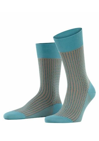 FALKE Socken »Uptown Tie«, (1 Paar), mit hoher Farbbrillianz kaufen