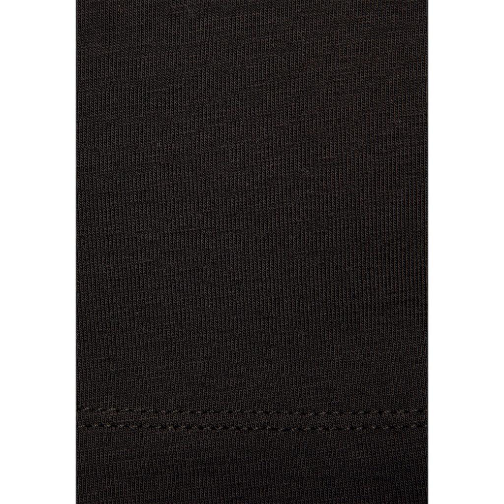 Buffalo Langarmshirt, mit Puffärmeln