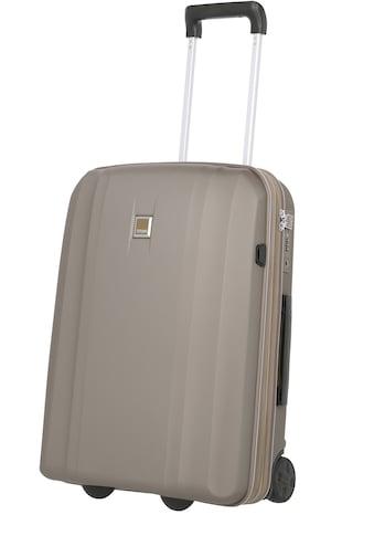 TITAN® Hartschalen-Trolley »Xenon S, 55 cm«, 2 Rollen, mit Dehnfalte und USB-Schleuse kaufen
