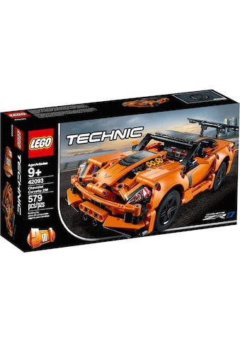"LEGO® Konstruktionsspielsteine ""Chevrolet Corvette ZR1 (42093), LEGO® Technic"", (579 - tlg.) kaufen"
