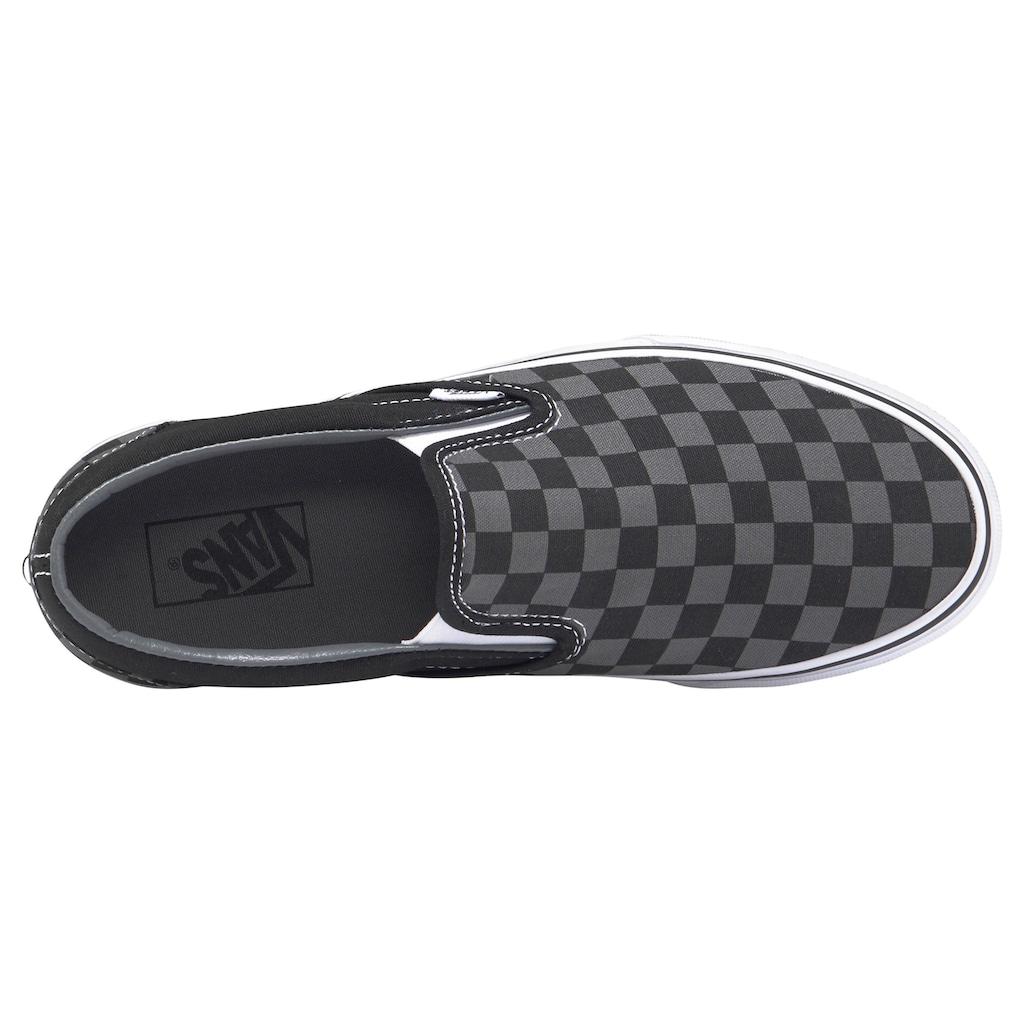 Vans Slip-On Sneaker »Checkerboard Classic Slip-On«