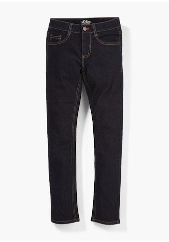 s.Oliver Slim-fit-Jeans, für Jungen kaufen
