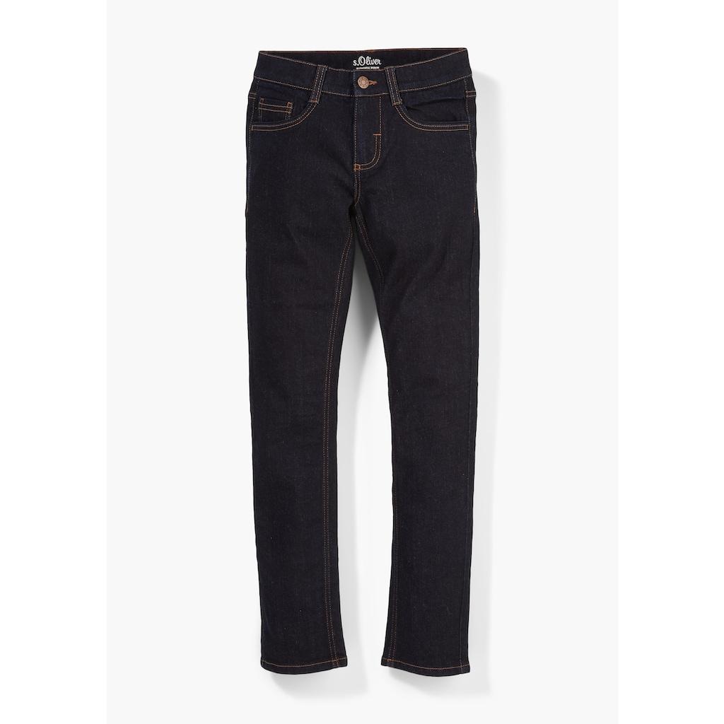 s.Oliver Slim-fit-Jeans, für Jungen
