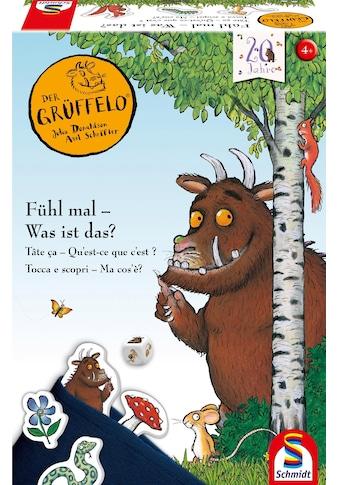 """Schmidt Spiele Spiel, """"Der Grüffelo, Fühl mal  -  Was ist das?"""" kaufen"""