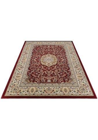 my home Teppich »Nevio«, rechteckig, 8 mm Höhe, Orient-Optik, mit Bordüre, Wohnzimmer kaufen