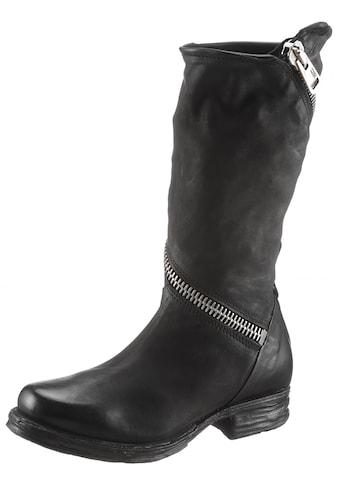 A.S.98 Stiefel »SAINTEC«, mit biegsamem Draht für individuelles Tragen, XS-Schaft kaufen