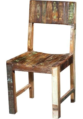 SIT 4-Fußstuhl »Fridge«, Shabby Chic, Vintage kaufen