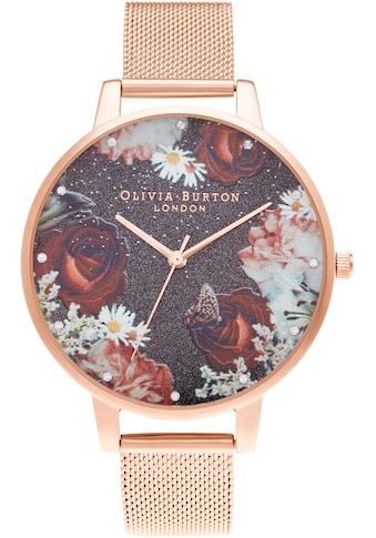 OLIVIA BURTON Quarzuhr »Winter Blooms, OB16WG80« kaufen