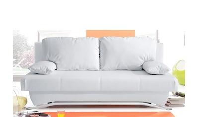 Jockenhöfer Gruppe Schlafsofa, inklusive Bettfunktion und Bettkasten, wahlweise mit... kaufen
