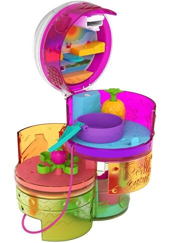 Mattel® Spielwelt »Polly Pocket, Ausklappspaß-Schatulle Fruchtsmoothie« kaufen