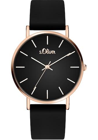 s.Oliver Quarzuhr »SO-4183-PQ« kaufen