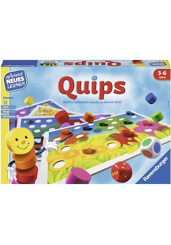 Ravensburger Spiel »Quips«, Made in Europe, FSC® - schützt Wald - weltweit kaufen