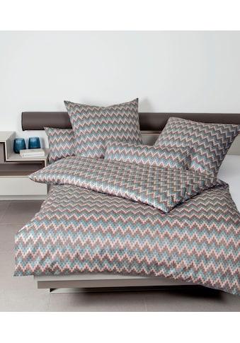Janine Bettwäsche »Carmen 53090«, mit grafischem Muster kaufen