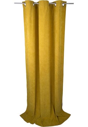 Vorhang, »CASUAL CORD«, TOM TAILOR, Ösen 1 Stück kaufen
