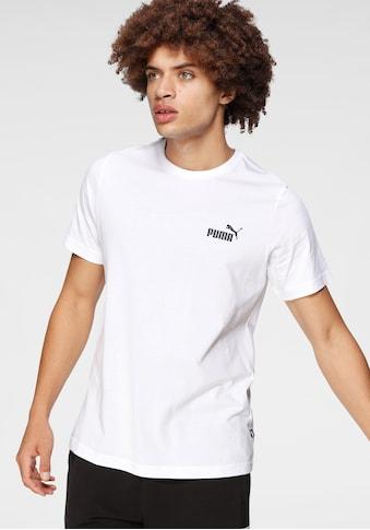 PUMA T-Shirt »ESS Small Logo Tee« kaufen