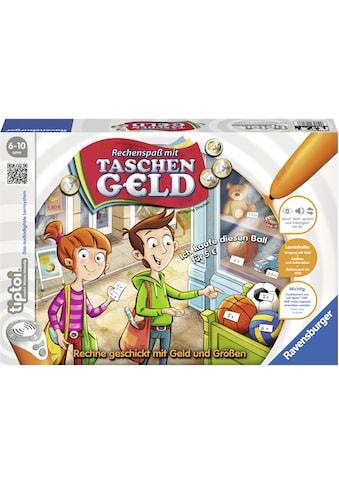 Ravensburger Spiel »tiptoi® Rechenspaß mit Taschengeld«, Made in Europe, FSC® - schützt Wald - weltweit kaufen