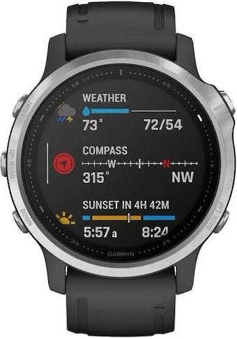 Garmin FENIX 6S Smartwatch (3,04 cm / 1,2 Zoll) kaufen