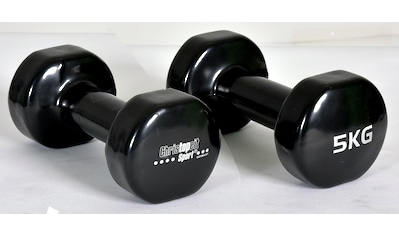 Christopeit Sport® Hantel 10,0 kg (2 - tlg.) kaufen