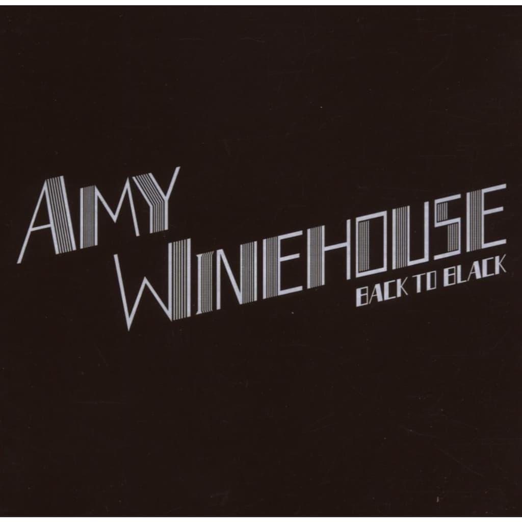 Musik-CD »BACK TO BLACK (DLX) / Winehouse,Amy«