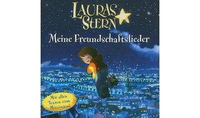 Musik-CD »Meine Freundschaftslieder / Lauras Stern« kaufen